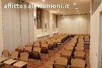 Affittiamo Sala Conferenza da 60/100 posti a sedere