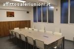 Affittiamo Sala Riunioni da 20 posti a sedere