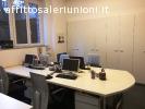 Affitto stanza in ufficio arredata con minimo 4 postazioni