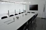 Ampia ed elegante sala riunioni