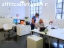 Coworking lab: postazione, scrivania, ufficio