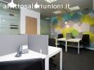 Postazione in coworking a partire da €233 a Linate