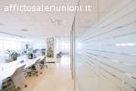 Postazioni operative e uffici in condivisione a Padova