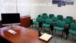 Sala corsi-riunioni 15 posti