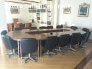 Sala riunioni TOP Pi.Co.Wo. Coworking Roma Ostiense