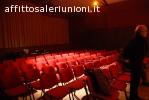 Sala teatro mq 190