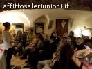 Taverna riunioni in stile Rustico Valdostano